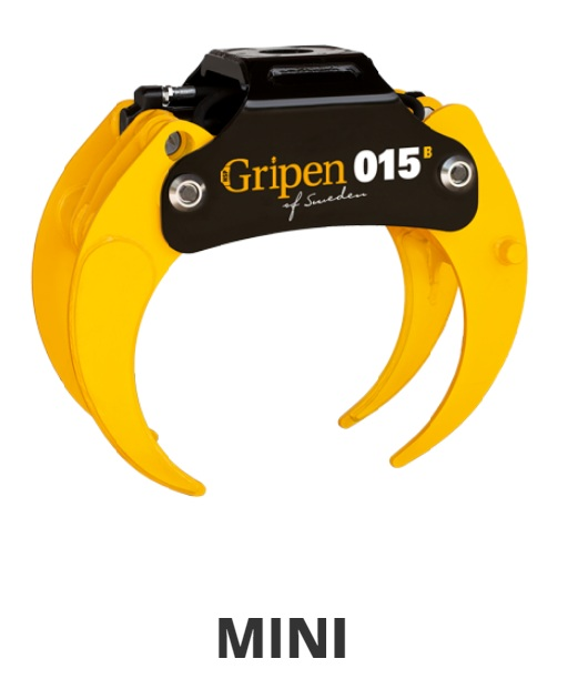 Drapák HSP Gripen Mini