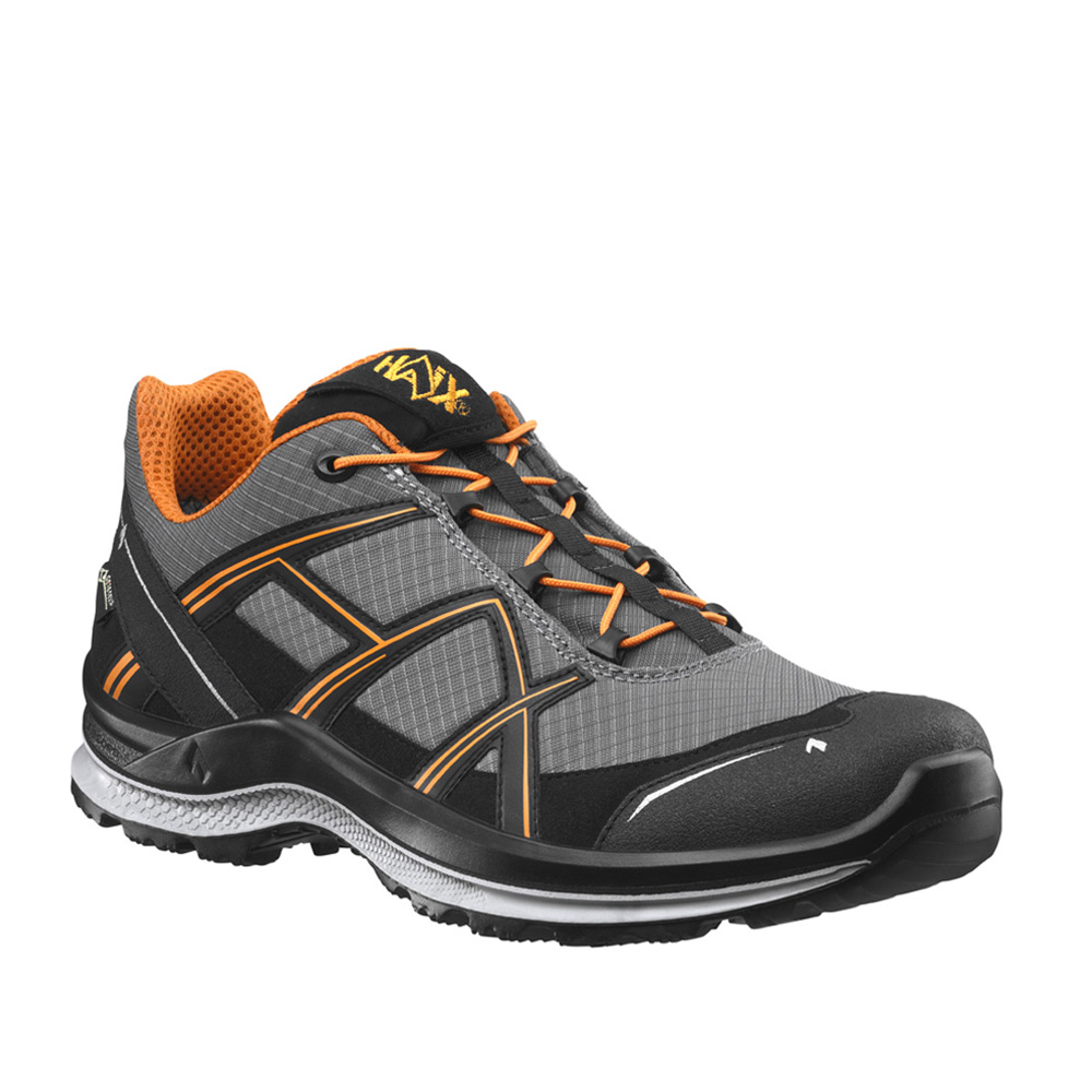 Haix Black eagle 2.1 GTX low/ stone - orange